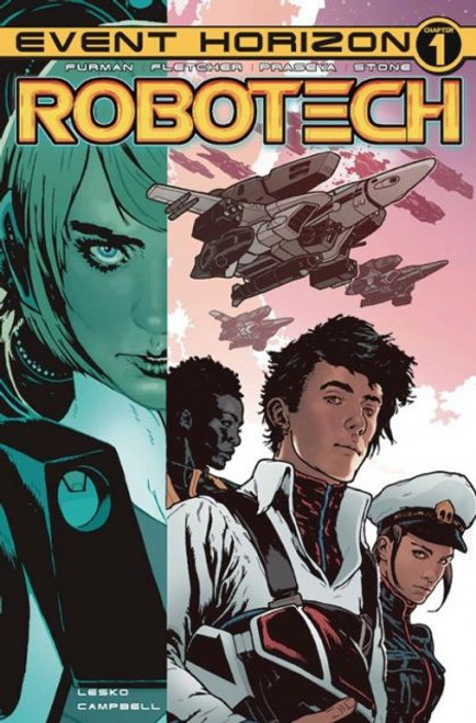 Robotech (Titan Books) #21A Comic Book