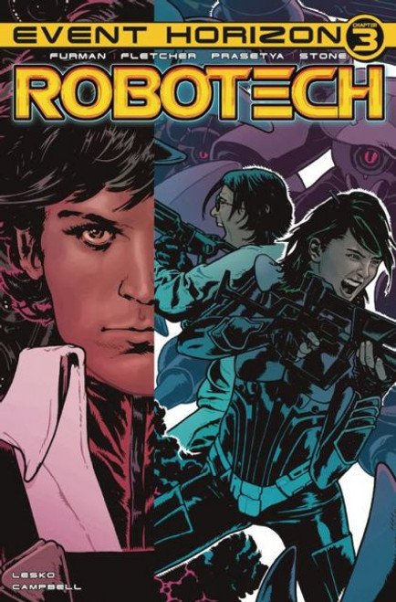 Robotech (Titan Books) #23A Comic Book