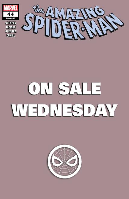 Marvel Comics Amazing Spider-Man #44 Comic Book [On Sale Wednesday variant]