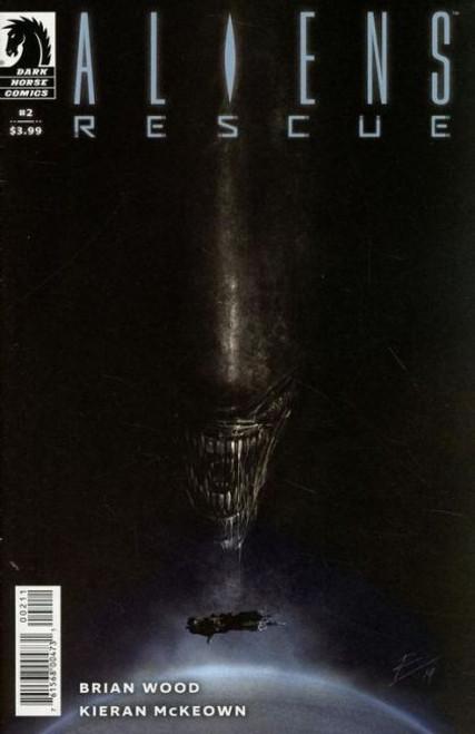 Dark Horse Comics Aliens: Rescue #2A Comic Book