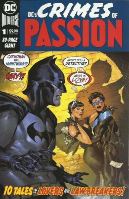 DC Comics DC Crimes of Passion #1A Comic Book