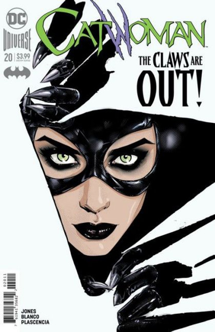 DC Comics Catwoman, Vol. 5 #20A Comic Book