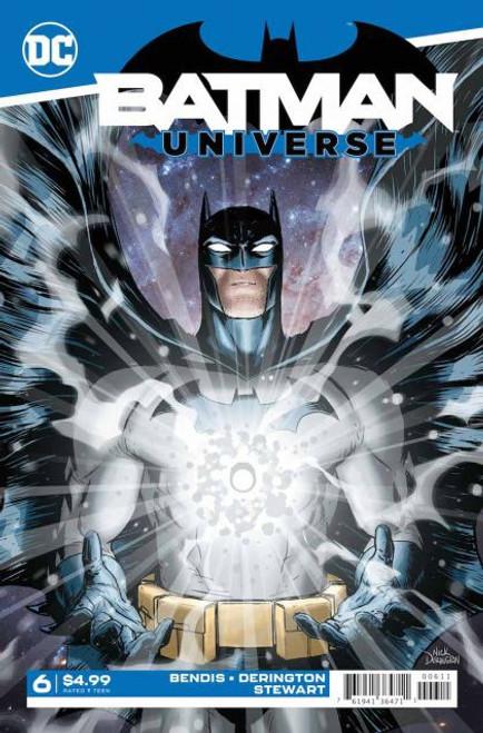 DC Comics Batman: Universe #6 Comic Book