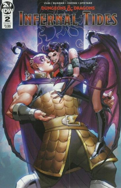 IDW Publishing Dungeons & Dragons: Infernal Tides #2A Comic Book