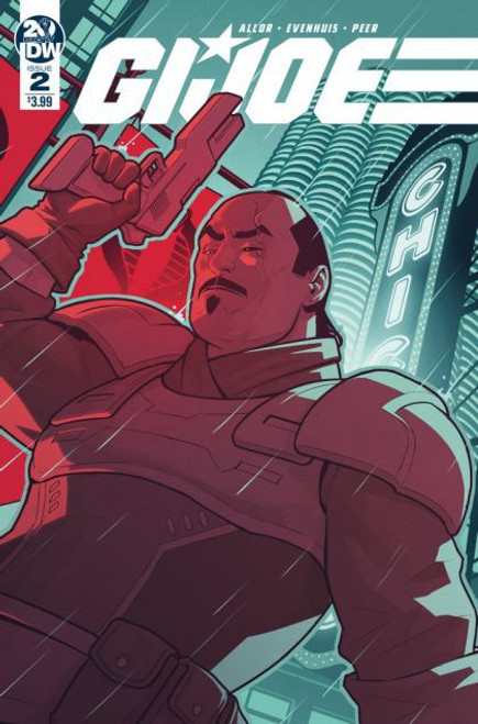 IDW Publishing G.I. Joe (IDW), Vol. 6 #2A Comic Book