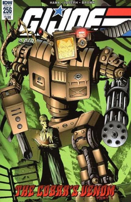 IDW Publishing G.I. Joe: A Real American Hero (IDW), Vol. 1 #256A Comic Book