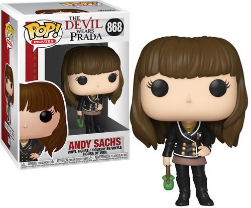 Funko The Devil Wears Prada POP! Movies Andy Sachs Vinyl Figure [Damaged Package]