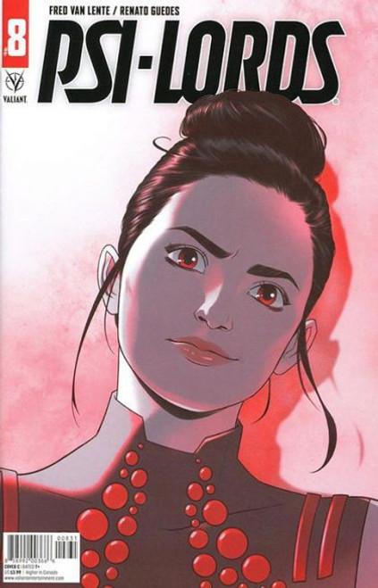 Valiant Comics Psi-Lords (Valiant Entertainment) #8C Comic Book