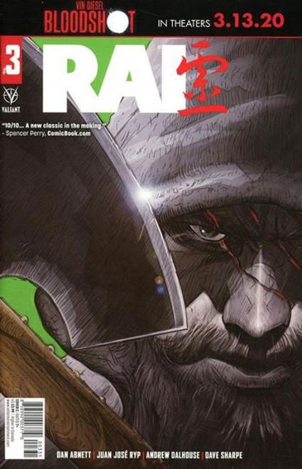 Valiant Comics Rai, Vol. 3 #3C Comic Book