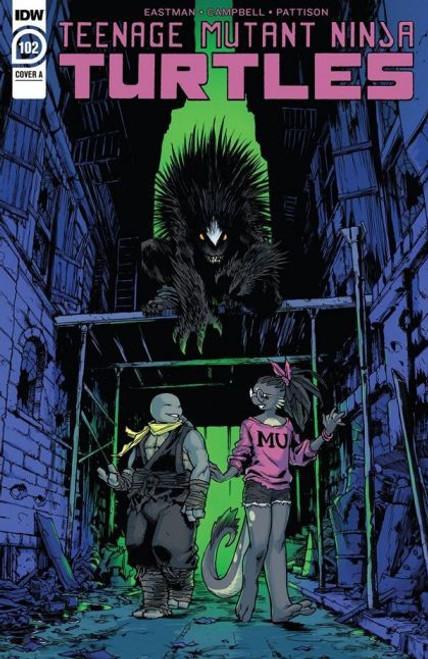 IDW Publishing Teenage Mutant Ninja Turtles, Vol. 5 #102A Comic Book