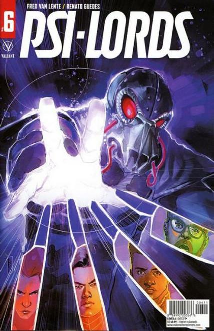 Valiant Comics Psi-Lords (Valiant Entertainment) #6A Comic Book