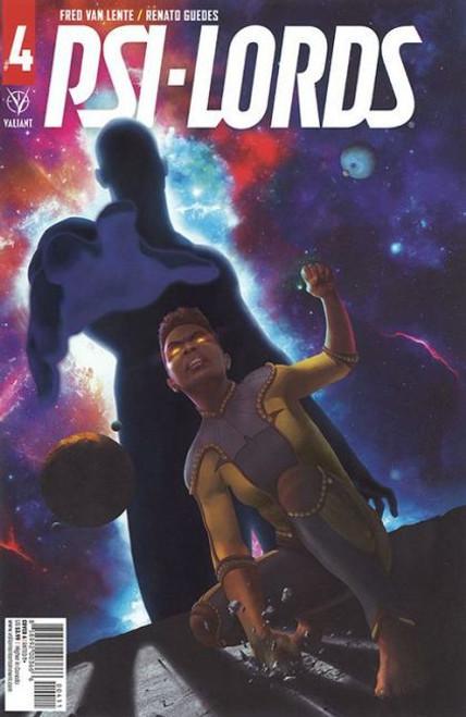 Valiant Comics Psi-Lords (Valiant Entertainment) #4A Comic Book