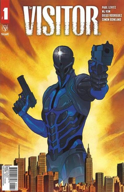 Valiant Comics The Visitor #1A Comic Book