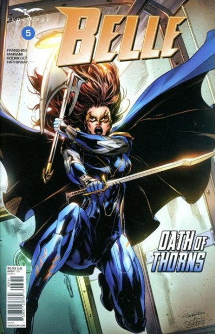 Zenescope Belle: Oath Of Thorns #5A Comic Book
