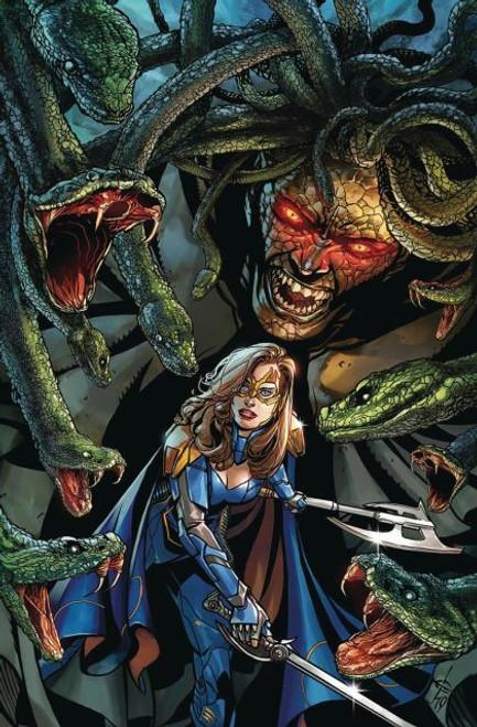 Zenescope Belle: Oath Of Thorns #4A Comic Book