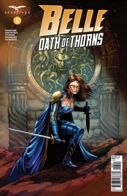 Zenescope Belle: Oath Of Thorns #3B Comic Book