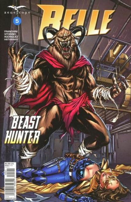 Zenescope Grimm Fairy Tales Presents: Belle - Beast Hunter #5B Comic Book