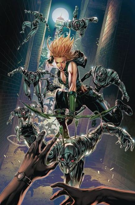 Zenescope Grimm Fairy Tales Presents: Robyn Hood - Vigilante #4A Comic Book