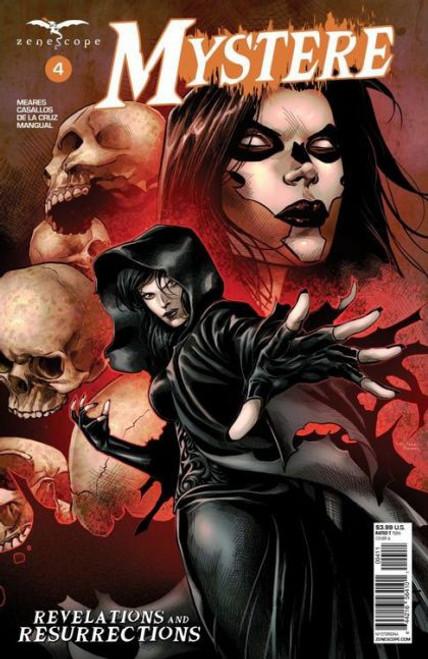 Zenescope Mystere #4A Comic Book
