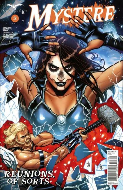 Zenescope Mystere #3A Comic Book