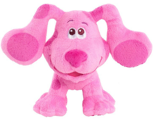 Blue's Clues & You! Magenta 6-Inch Bean Bag Plush