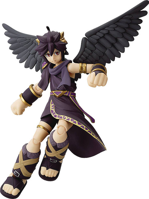 Kid Icarus Figma Dark Pit Action Figure [2021 Reissue] (Pre-Order ships March)