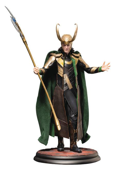 Marvel Avengers ArtFX Loki Statue (Pre-Order ships January)