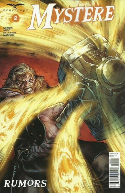 Zenescope Mystere #2B Comic Book