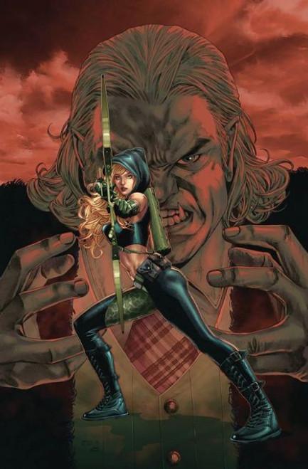 Zenescope Robyn Hood: Outlaw #6A Comic Book