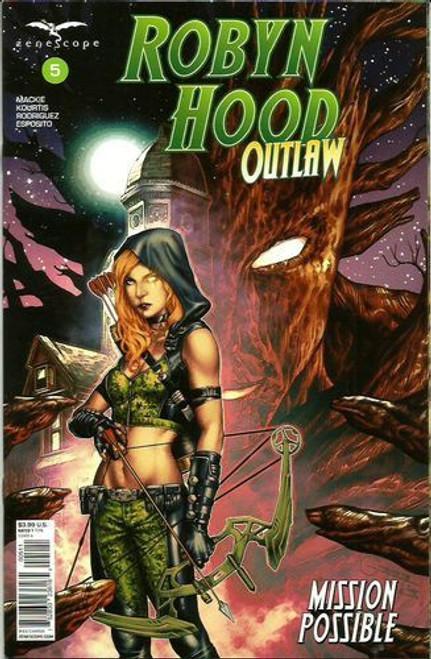 Zenescope Robyn Hood: Outlaw #5A Comic Book