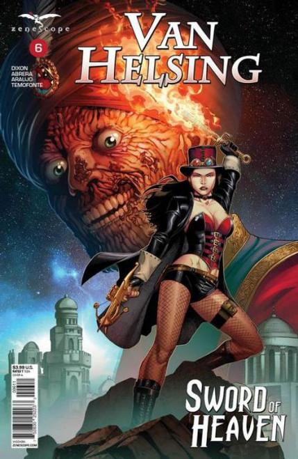 Zenescope Grimm Fairy Tales Presents: Van Helsing - Sword of Heaven #6A Comic Book