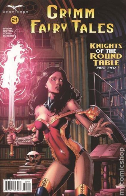 Zenescope Grimm Fairy Tales, Vol. 2 #21A Comic Book