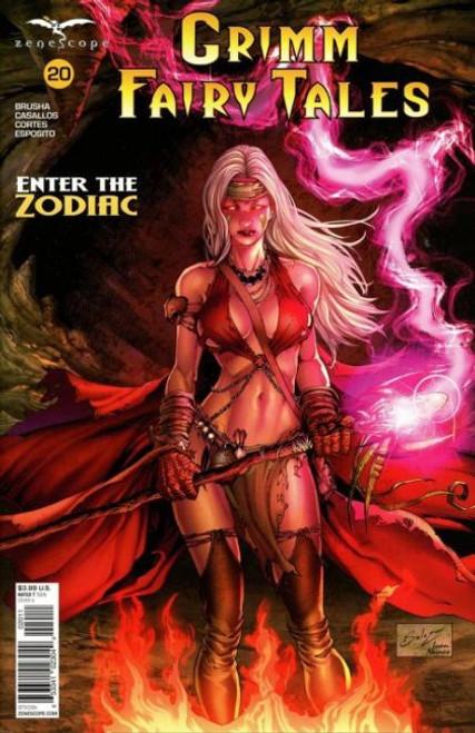 Zenescope Grimm Fairy Tales, Vol. 2 #20A Comic Book