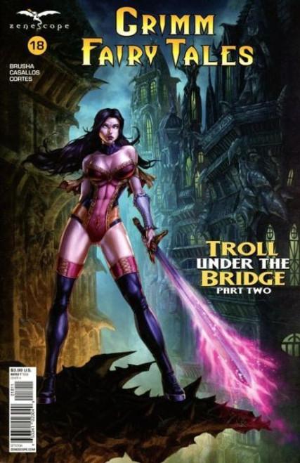 Zenescope Grimm Fairy Tales, Vol. 2 #18A Comic Book
