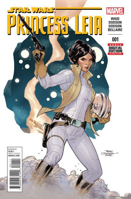 Marvel Star Wars: Princess Leia #1A Comic Book