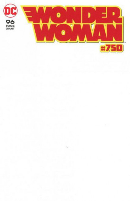 DC Comics Wonder Woman, Vol. 5 #750AF Comic Book