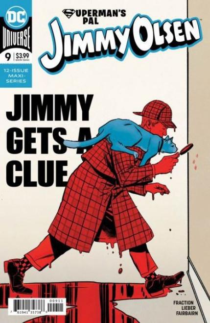 DC Comics Jimmy Olsen, Vol. 2 #9A Comic Book