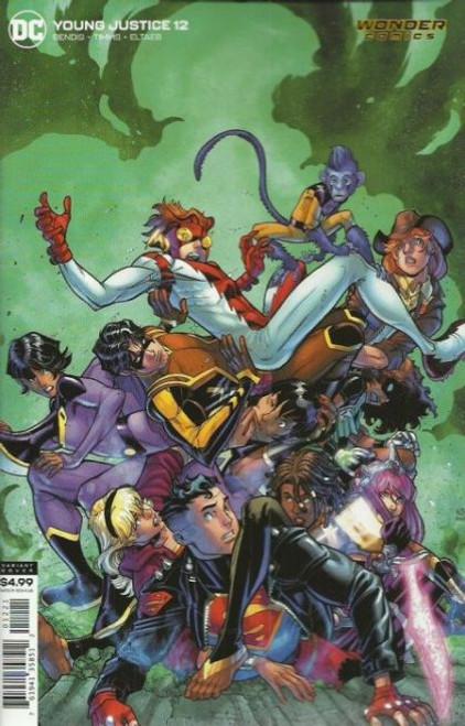 DC Comics Young Justice, Vol. 3 #12B Comic Book