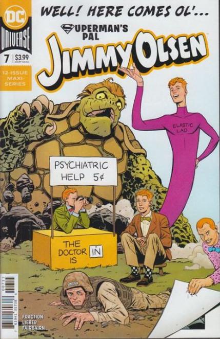 DC Comics Jimmy Olsen, Vol. 2 #7A Comic Book