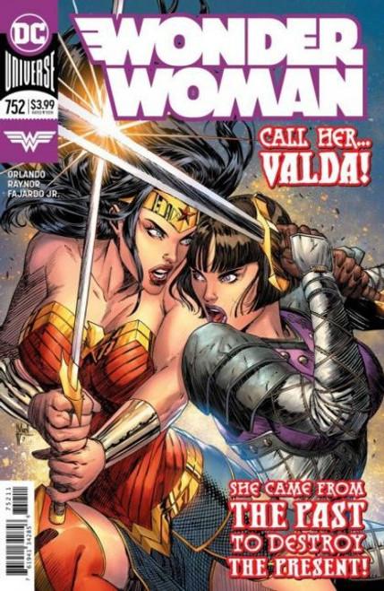 DC Comics Wonder Woman, Vol. 5 #752A Comic Book