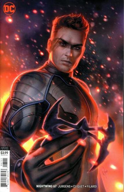 DC Comics Nightwing, Vol. 4 #67B Comic Book