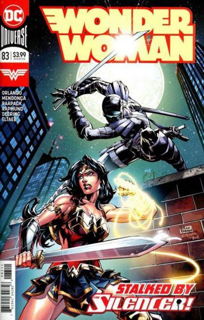 DC Comics Wonder Woman, Vol. 5 #83A Comic Book