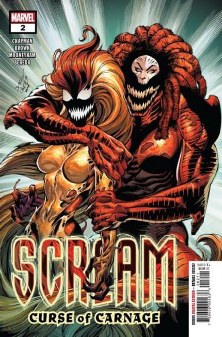 Marvel Scream: Curse of Carnage #2A Comic Book