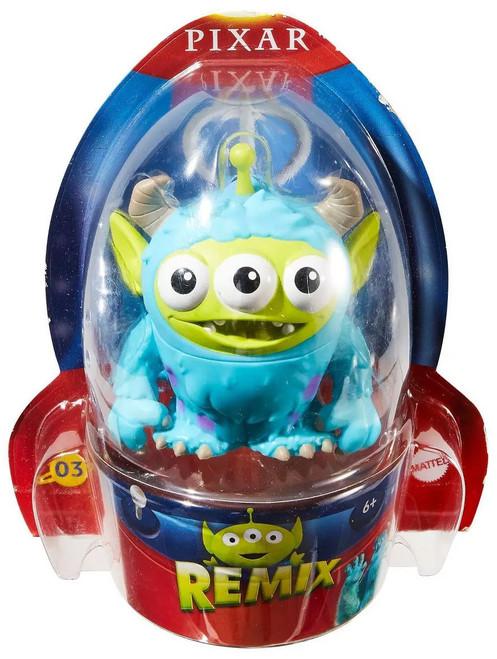 Disney / Pixar Toy Story Alien Remix Series 1 Sulley 3-Inch Mini Figure #03