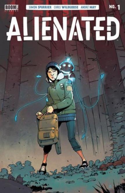 Boom! Studios Alienated #1B Comic Book