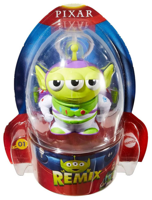 Disney / Pixar Toy Story Alien Remix Series 1 Buzz Lightyear 3-Inch Mini Figure #01