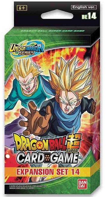 Dragon Ball Super Collectible Card Game Battle Advanced Expansion Set [14]