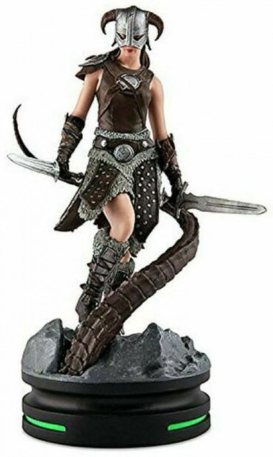 Skyrim Modern Icons Dragonborn Exclusive 9-Inch Statue [Female]