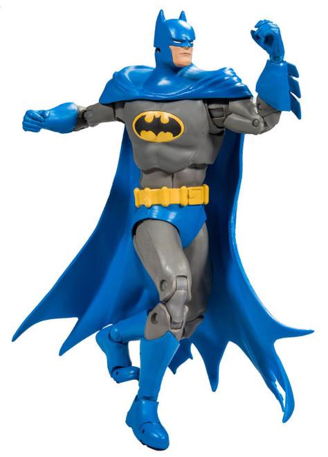 McFarlane Toys DC Multiverse Batman Action Figure [Detective Comics #1000, Blue Suit Chase Variant]