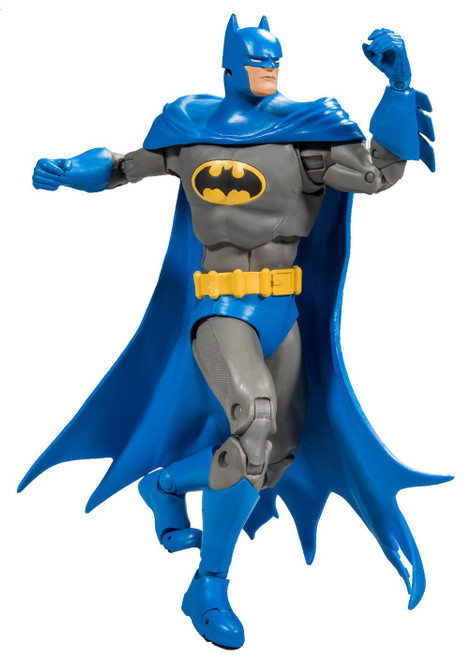 McFarlane Toys DC Multiverse Batman Action Figure [Detective Comics #1000, Blue Suit Chase Variant]
